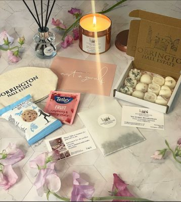 July's Home Fragrance Subscription Box